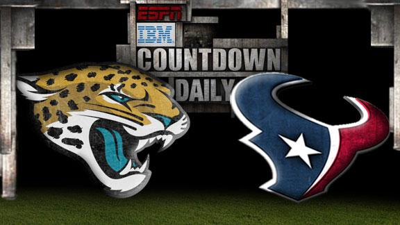 Go JAGS! Sunday, November 24, 2013 | Time: 12:00PM CST TV: CBS | Weather:  High: 49°F | Low: 36°F Location: Houston, TX | Reliant Stadium