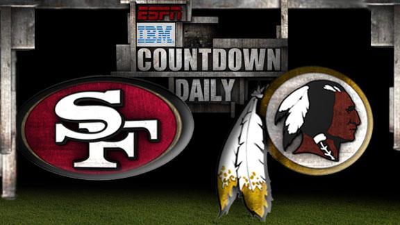Video - Countdown Daily Prediction: SF-WSH