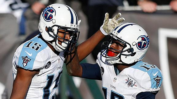 Titans' Griffin suspended for hit vs. Raiders