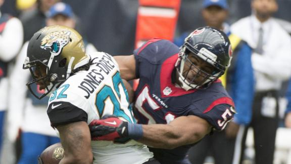 Jaguars send Texans to ninth straight loss