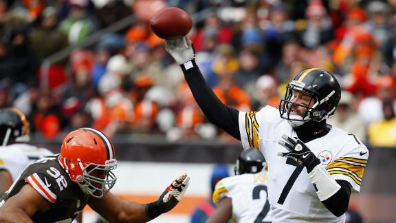 Steelers staring at Ravens minus McLendon