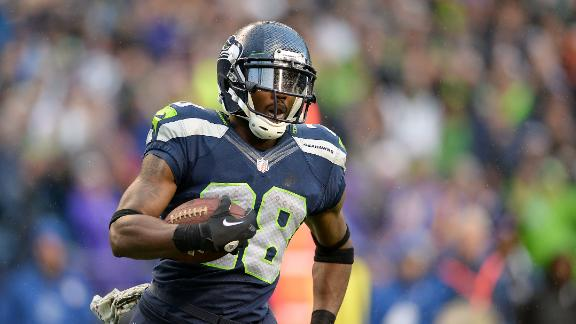 Source: Seattle's Thurmond facing suspension