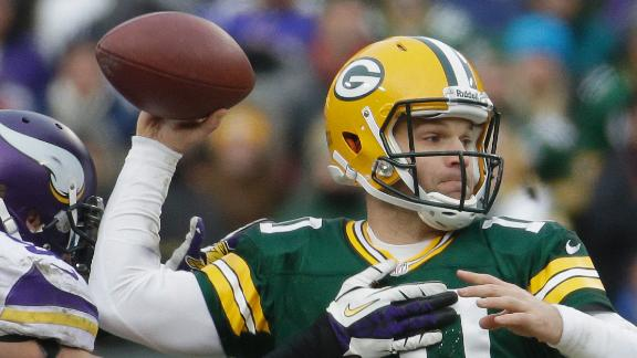 Video - Vikings, Packers Play To Tie