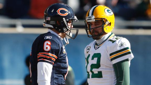 Video - Packers', Bears' QB Troubles