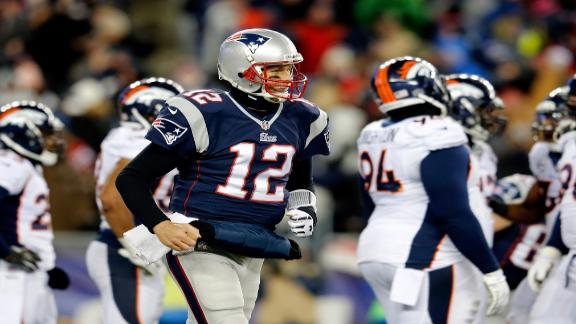 Pats rally from 24 back, stun Broncos in OT