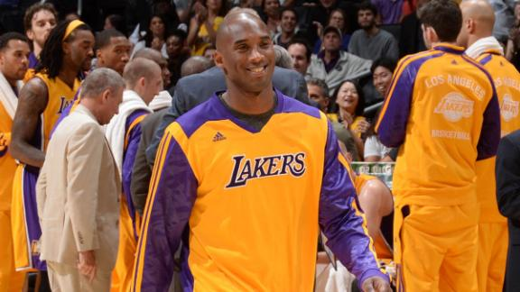 Kupchak: Lakers will vie for titles with Kobe