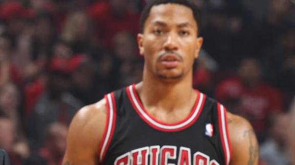 Rose done for season after knee surgery
