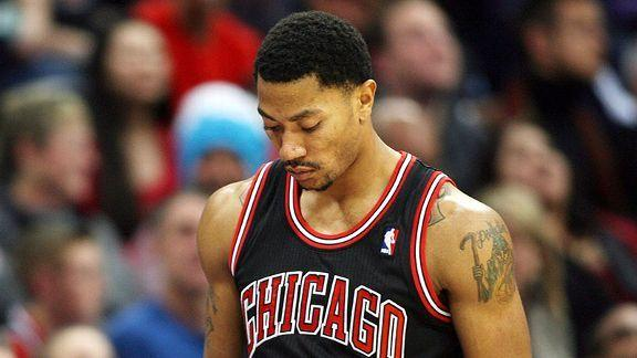 Video - Devastating News For Rose, Bulls