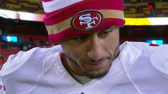 Video - Kaepernick On 49ers' Win