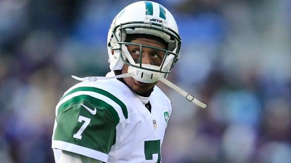 Jets CB Cromartie injures hip vs. Ravens