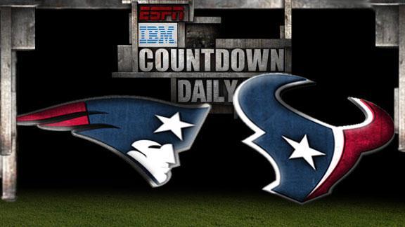 Video - Countdown Daily Prediction: NE-HOU