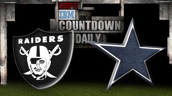 Video - Countdown Daily Prediction: OAK-DAL