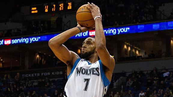 Minnesota Timberwolves, Sacramento Kings talk Derrick Williams …