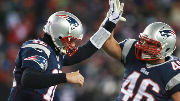 Video - NFL Nation Buzz: Patriots