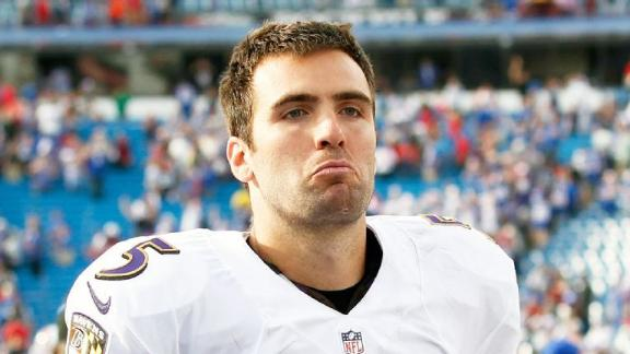 Flacco rips Ravens' use of Wildcat offense