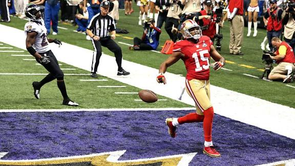 49ers WR Crabtree set to return to action