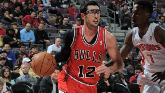 Video - Bulls Charge Past Pistons