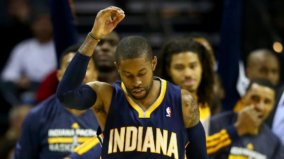 Watson's late barrage guides Pacers to 14-1