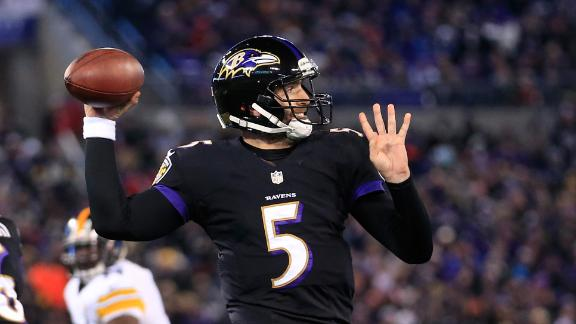 Ravens outlast Steelers' comeback attempt