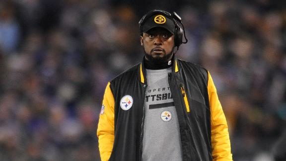 Source: NFL reviews Tomlin move for discipline