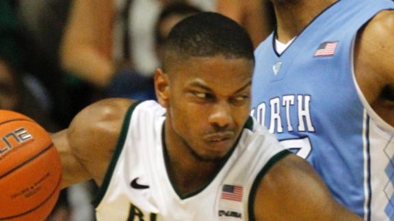 Frazier, UAB surprise No. 16 North Carolina