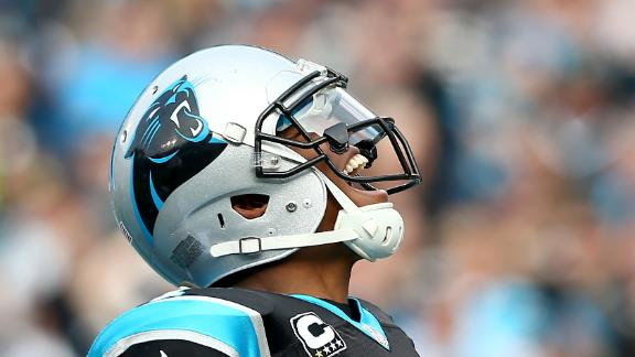 Newton, Panthers cruise to 8th straight victory