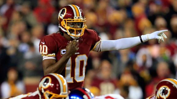 Video - Confusion On Redskins' Final Drive