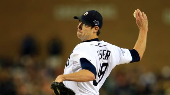 Nationals acquire Fister in trade with Tigers