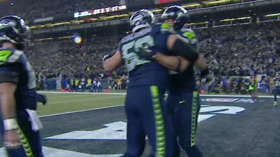 Video - Seahawks Lead Saints After 1st Quarter