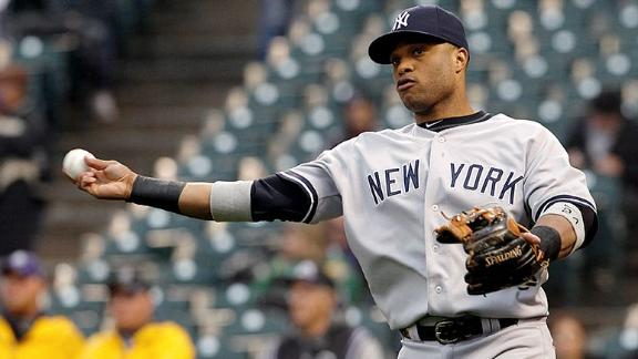 Insurance? Yanks, 2B Johnson close to deal