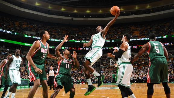 Celtics Hold Off Bucks