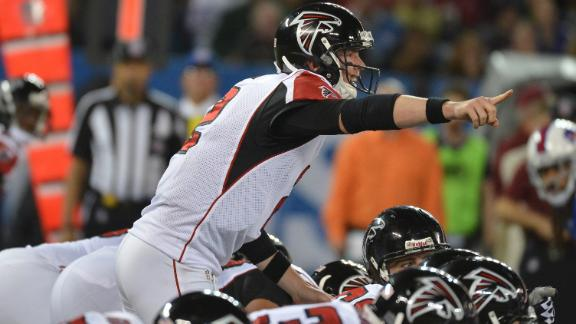 Video - NFL Nation Buzz: Falcons