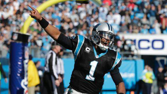 NFL Nation Buzz: Panthers