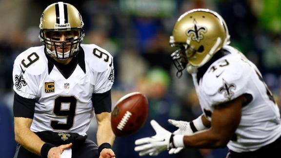 Video - NFL Nation Buzz: Saints