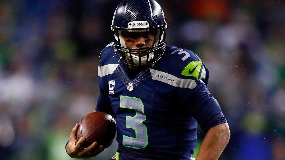 Wilson, Seahawks dominate Saints