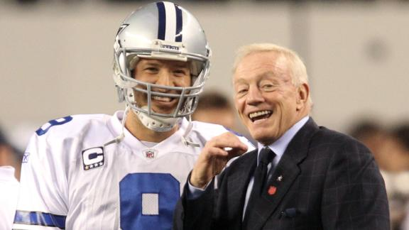 Did Jones Put More Pressure On Romo?