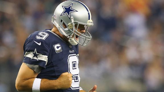 Pressure Facing Tony Romo