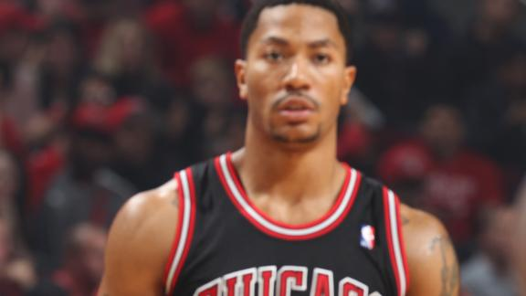 Video - Rose Not Ruling Out A Playoff Return