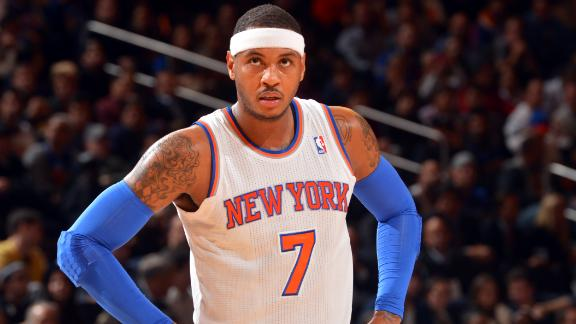 NBA: Carmelo Anthony will do what's best for Melo