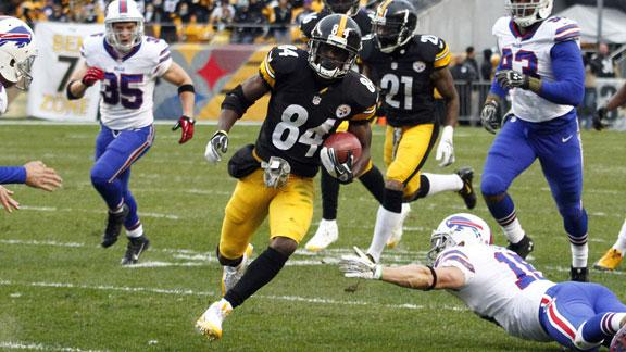 Inside the Huddle: Antonio Brown