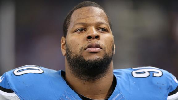 Suh hopes bad-guy perception will change