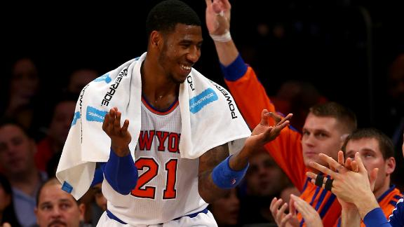 Video - Knicks Win Second Straight