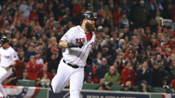 Beard is back: Napoli, Red Sox agree to deal