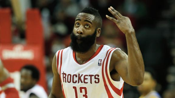 Video - Rockets Storm Past Warriors