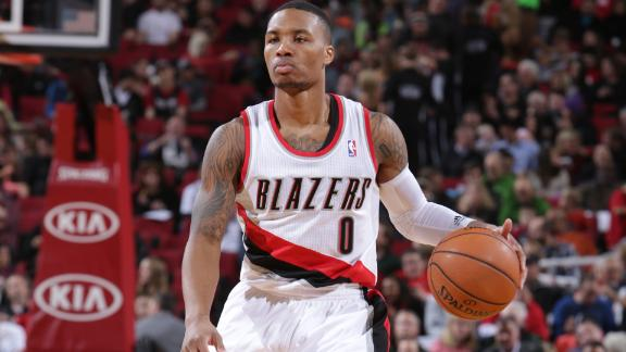 Blazers Crush Jazz With 3-Pointer