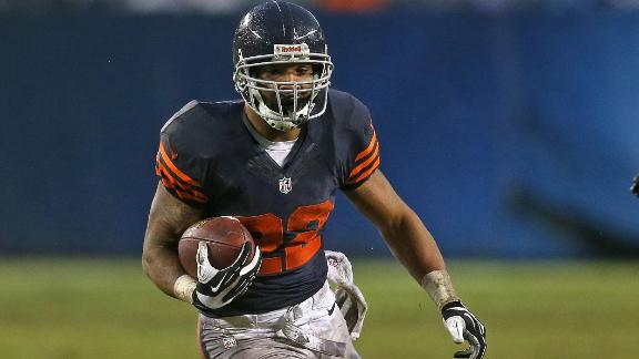 Video - Forte, Bears Take On Cowboys
