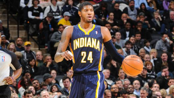 NBA-best Pacers earn rare win over Spurs