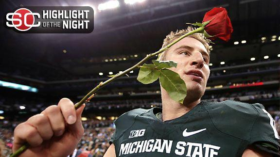 Michigan State Downs Ohio State