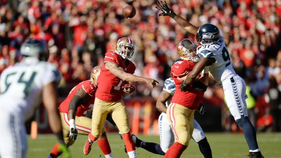 Dawson, 49ers deny Seahawks division title