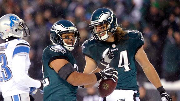 Sunday Double Check: Eagles Roll